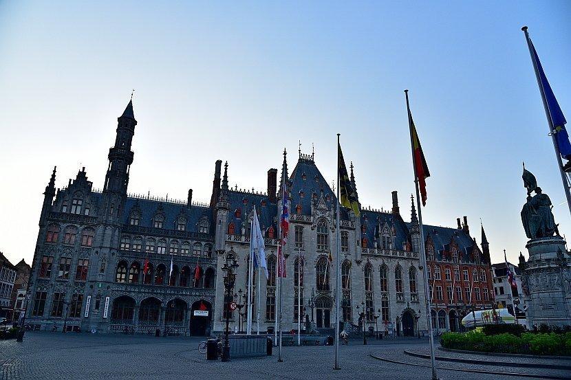 比利時-布魯日-省議會