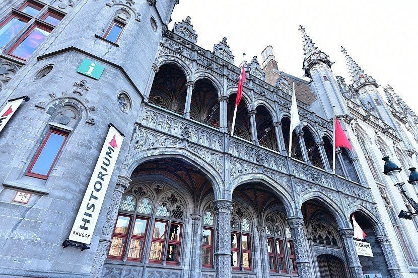 比利時-布魯日-歷史博物館