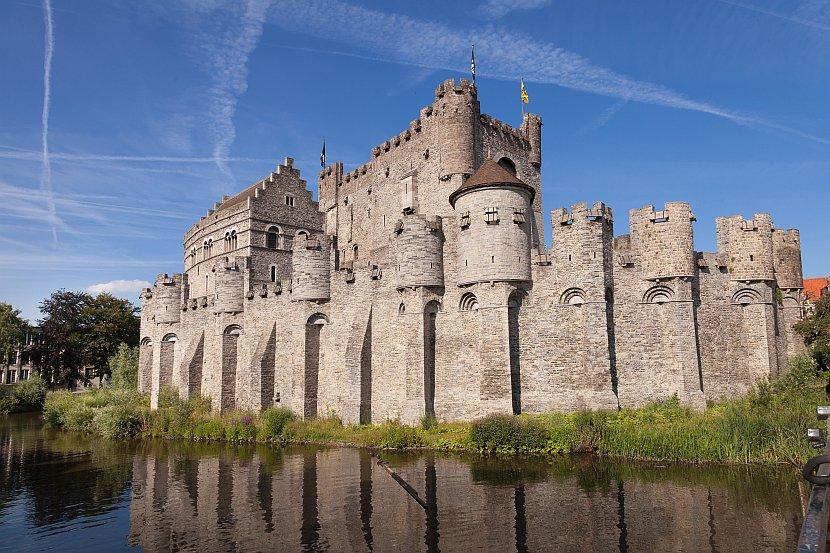 比利時-根特-伯爵城堡