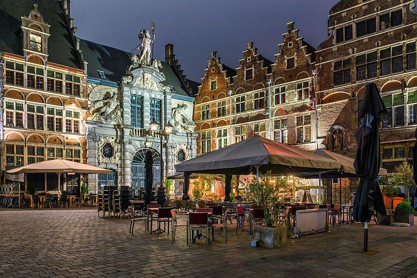 比利時-根特-舊魚市場