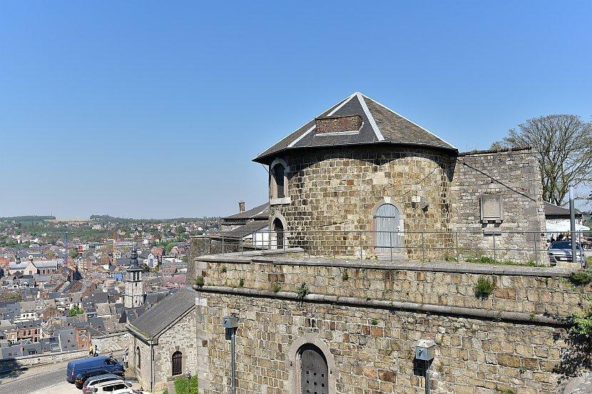 比利時-那慕爾-那慕爾要塞