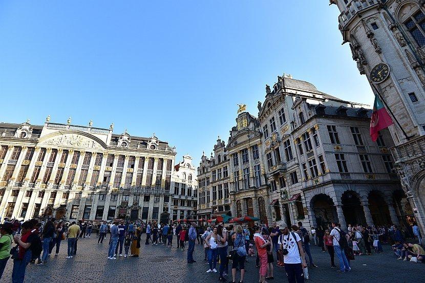 比利時-布魯塞爾-布魯塞爾大廣場