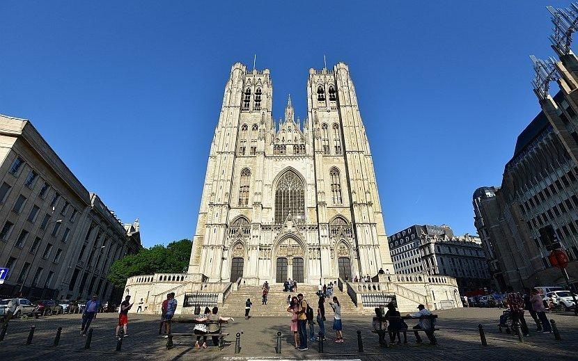 比利時-布魯塞爾-聖彌額爾聖古都勒主教座堂