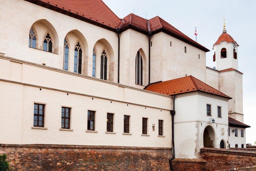 捷克-布爾諾-斯皮爾伯克城堡