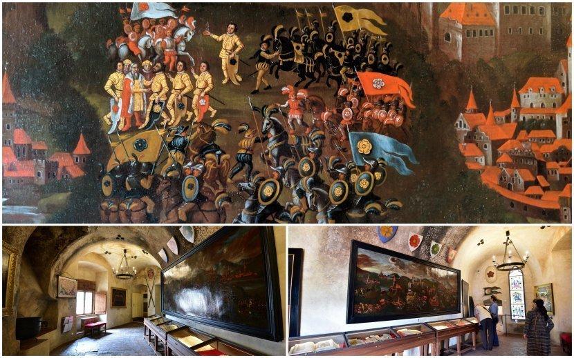捷克-庫倫洛夫-庫倫洛夫城堡-城堡博物館