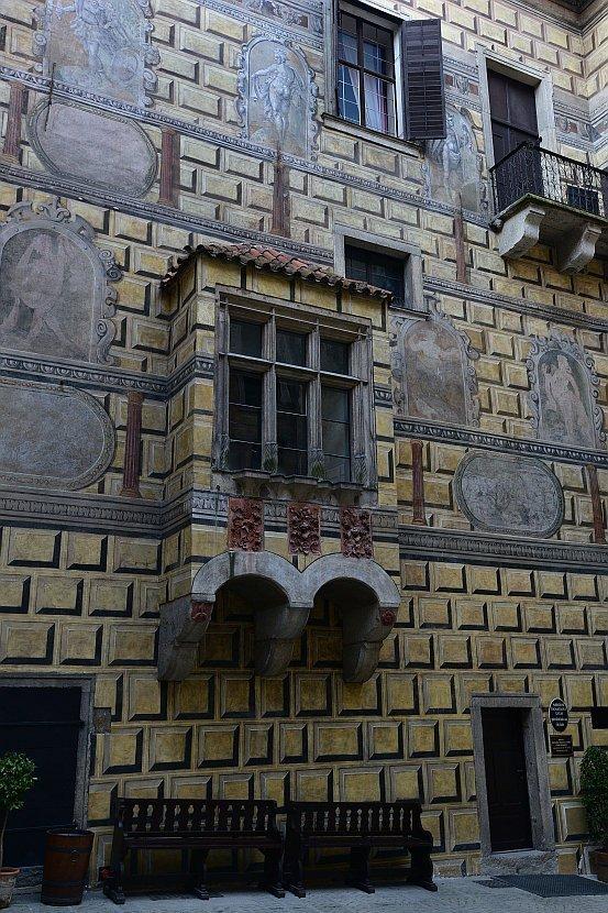 捷克-庫倫洛夫-庫倫洛夫城堡-第四庭院