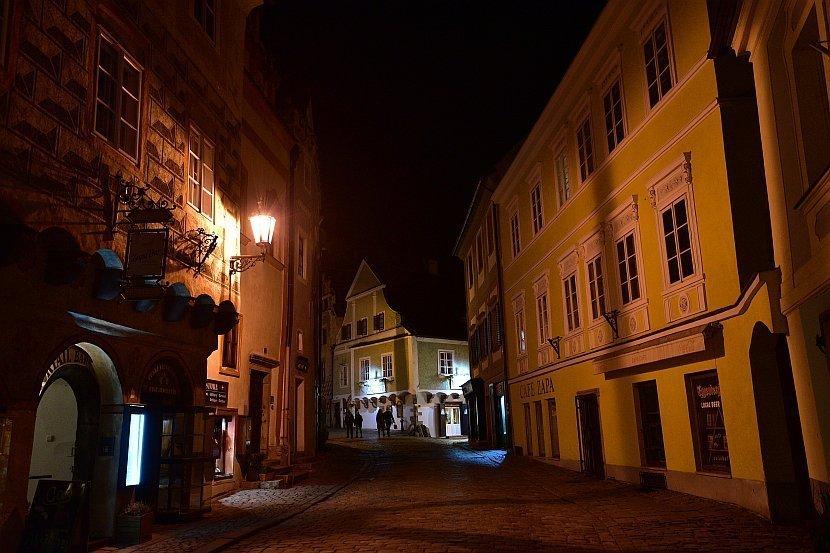 捷克-庫倫洛夫(Český Krumlov)-Latrán區