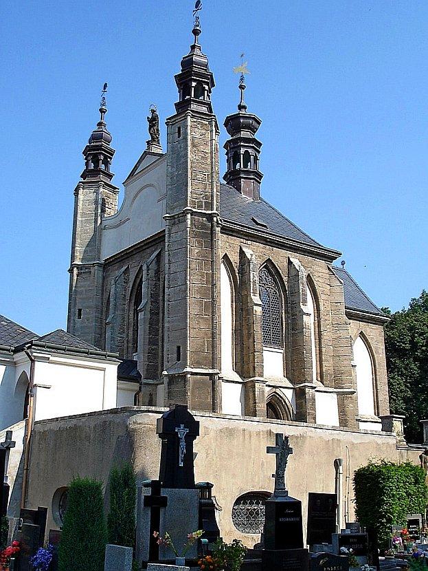 捷克-庫特納霍拉-人骨教堂