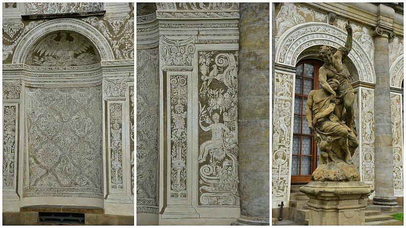 捷克-布拉格-布拉格城堡-皇家花園