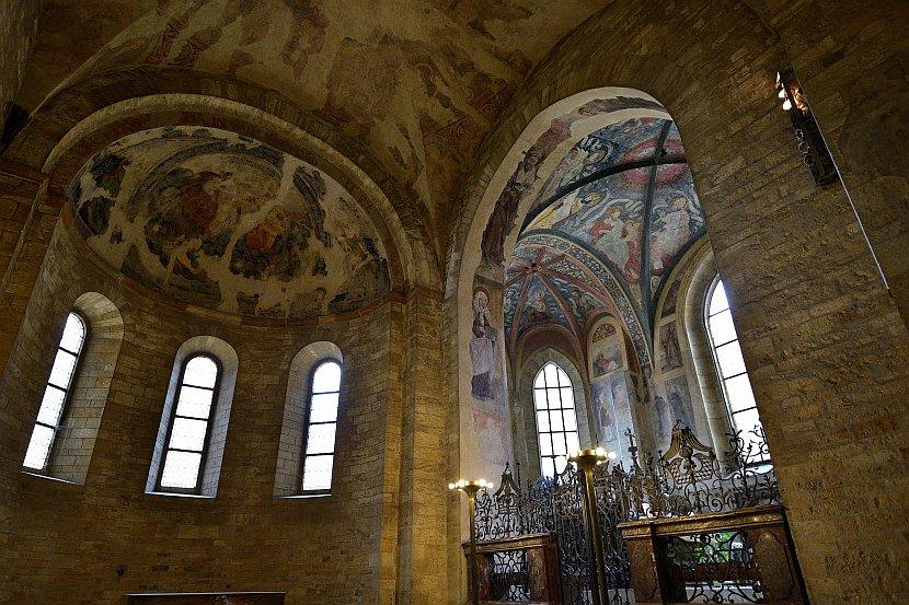 捷克-布拉格-布拉格城堡-聖喬治大殿