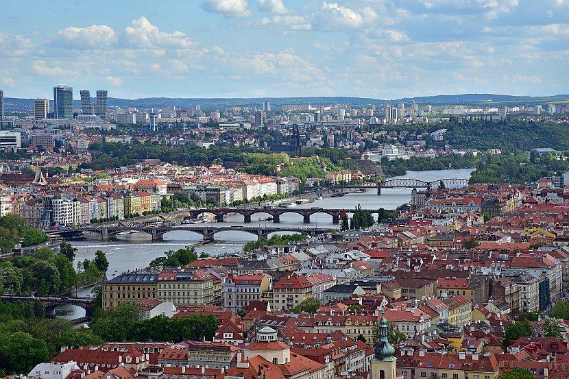 捷克-布拉格-布拉格城堡-聖維特大教堂-南塔觀景台