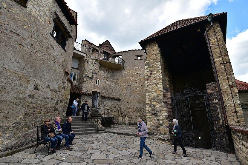 捷克-布拉格-布拉格城堡-黃金巷Daliborka塔