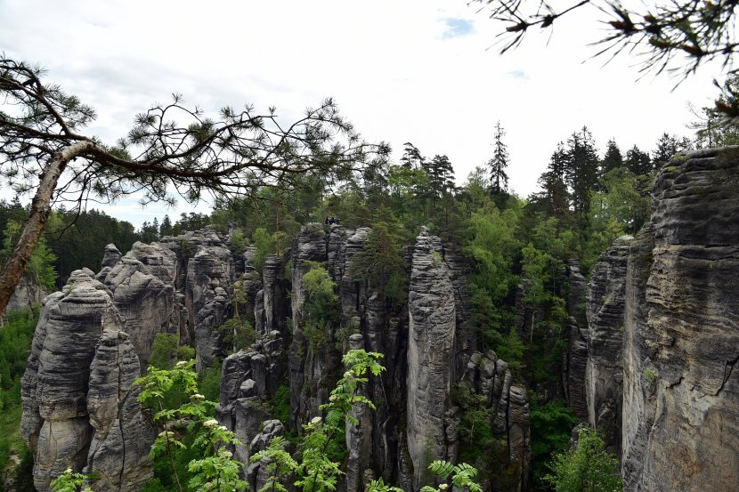 捷克-布拉格近郊-波希米亞天堂(Bohemian Paradise)
