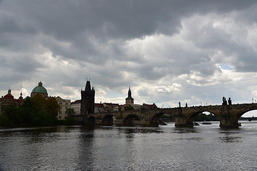捷克-布拉格-伏爾塔瓦河遊船