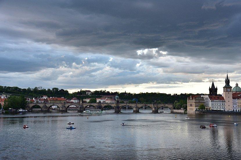 捷克-布拉格-查理大橋