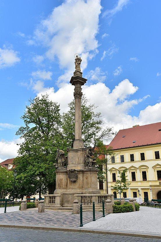 捷克-布拉格-布拉格城堡區-城堡廣場