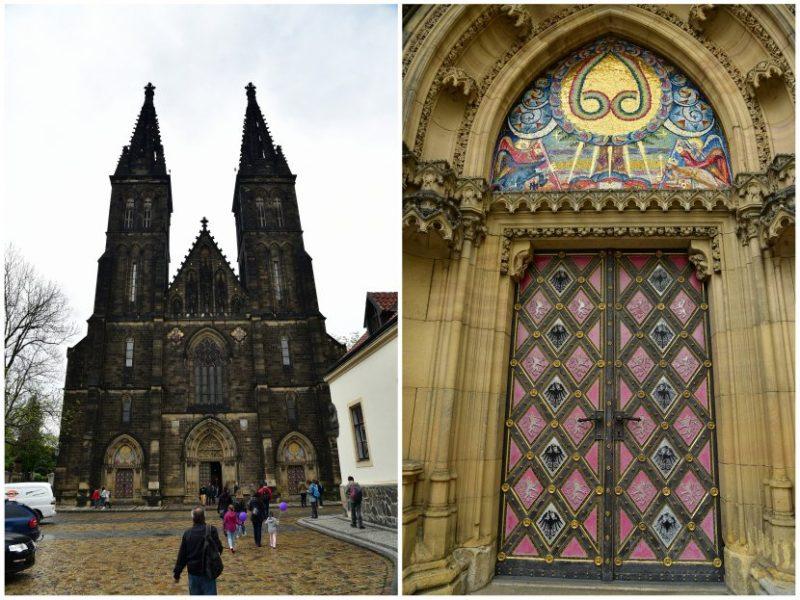 捷克-布拉格-高堡區聖伯多祿聖保祿聖殿