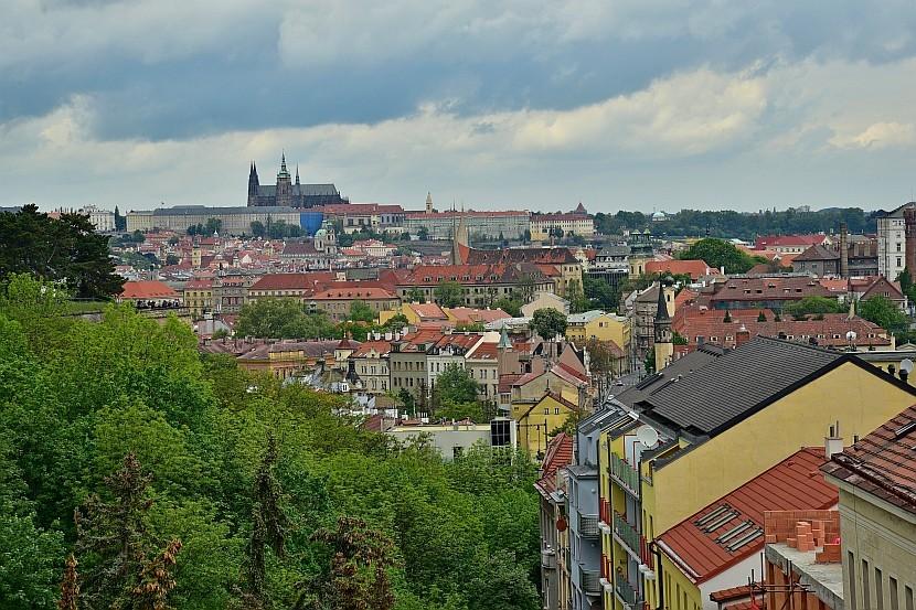 捷克-布拉格-高堡區