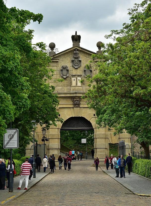 捷克-布拉格-高堡區Leopold Gate