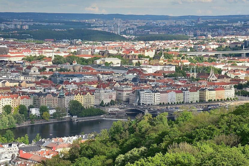 捷克-布拉格-新城區