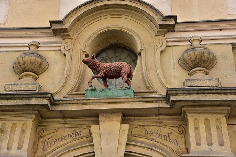 捷克-布拉格-小城區-涅魯達瓦街