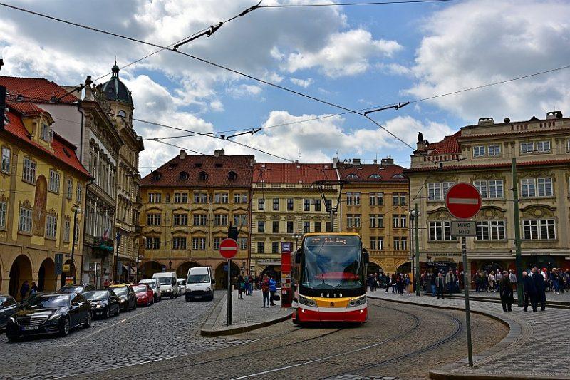 捷克-布拉格-小城區-小城廣場