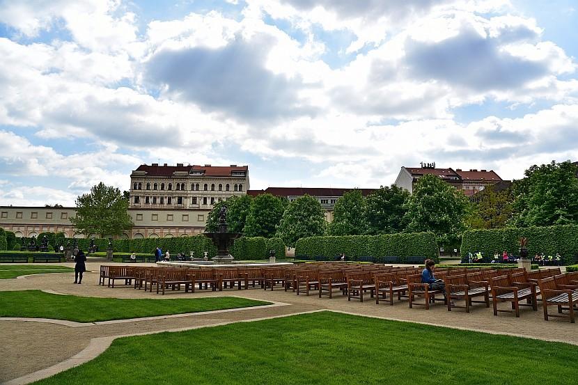 捷克-布拉格-小城區-華倫斯坦宮與花園