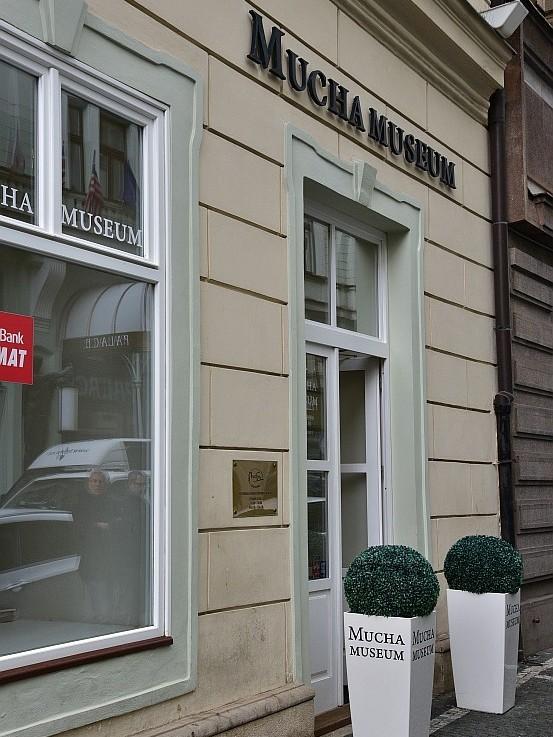 捷克-布拉格-慕夏美術館