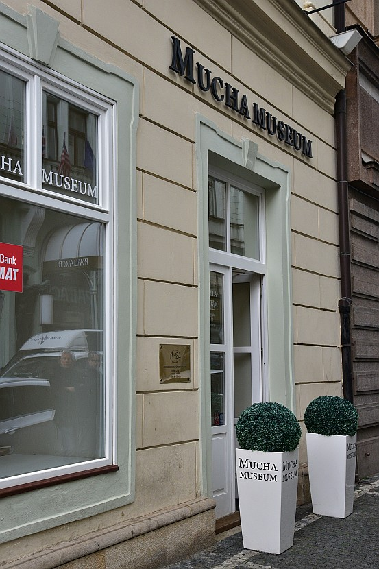 捷克-布拉格-新城區-慕夏博物館