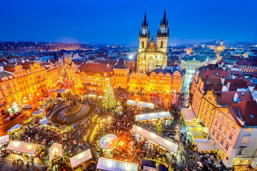 捷克-布拉格-舊城廣場