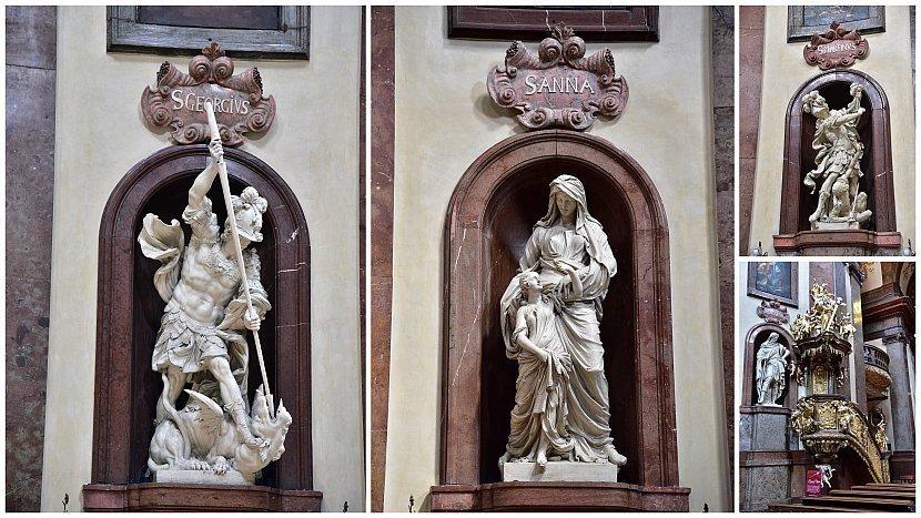 捷克-布拉格-舊城區-St. Francis Of Assisi Church