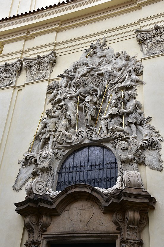 捷克-布拉格-舊城區-聖雅各伯聖殿