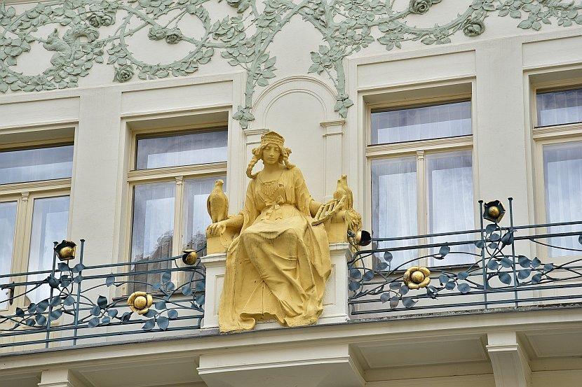 捷克-布拉格-舊城區-查理街