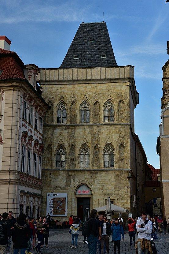 捷克-布拉格-舊城廣場-石鐘之屋