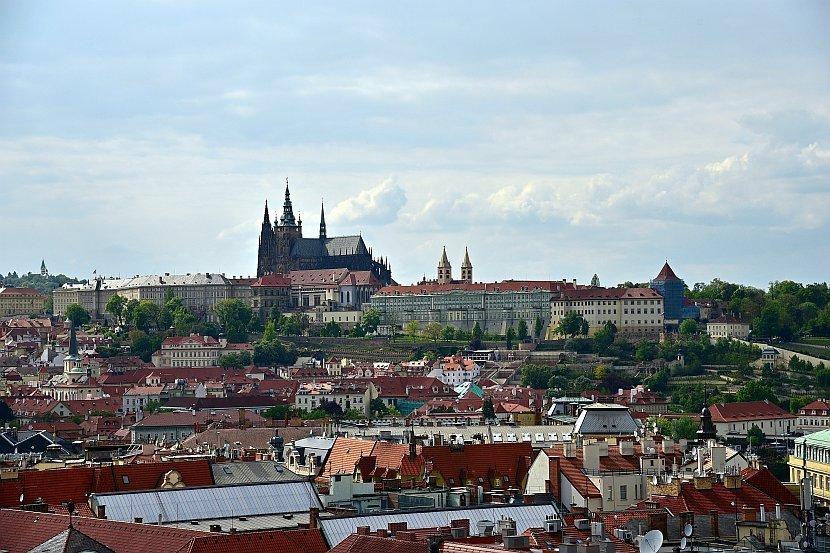 捷克-布拉格-布拉格城堡