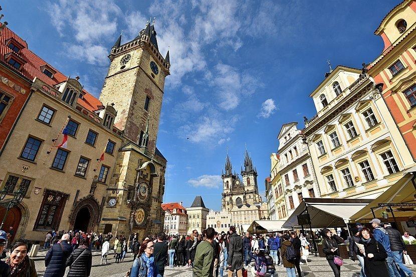 捷克-布拉格-舊市政廳