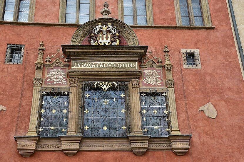 捷克-布拉格-舊城廣場克里茲之屋