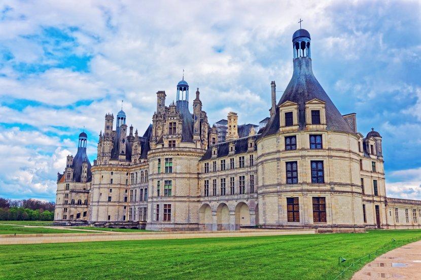 法國-香波爾城堡Château de Chambord