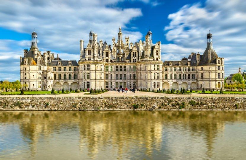 法國-香波爾城堡