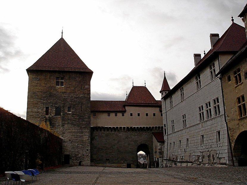法國-安錫-安錫城堡