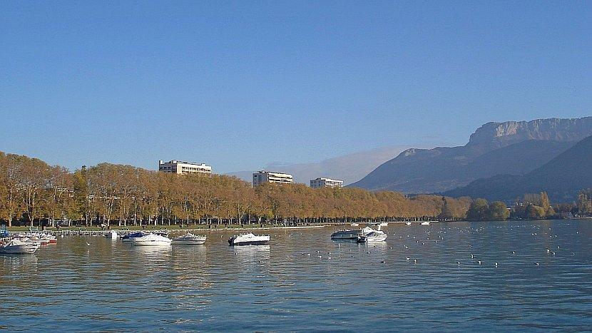法國-安錫-安錫湖