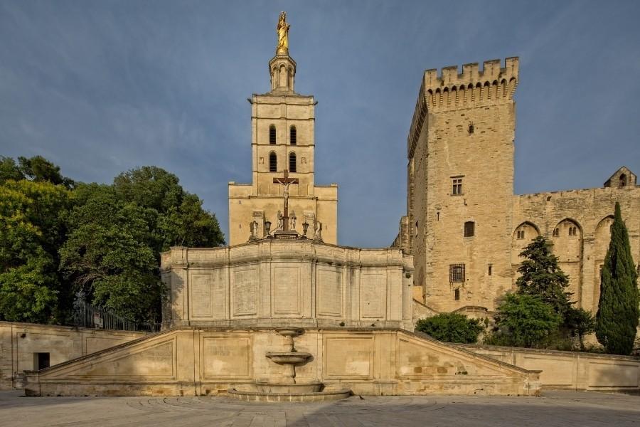 法國-亞維儂-亞維儂主教座堂