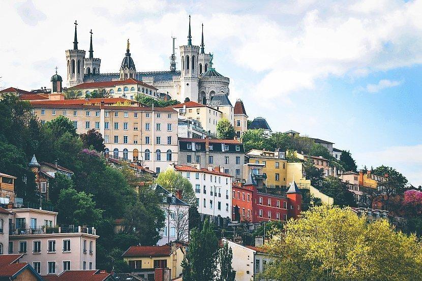 法國-里昂-富維耶聖母院