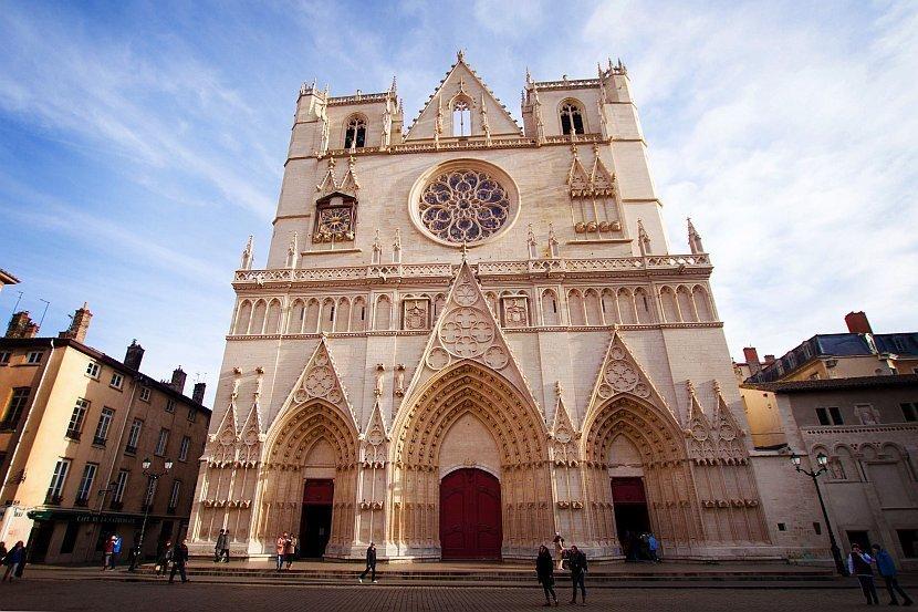 法國-里昂-里昂主教座堂