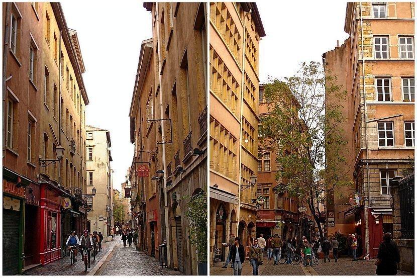 法國-里昂-舊城區