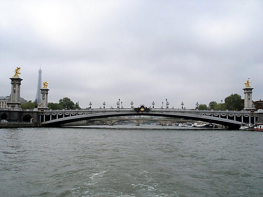 法國-巴黎-塞納河遊船