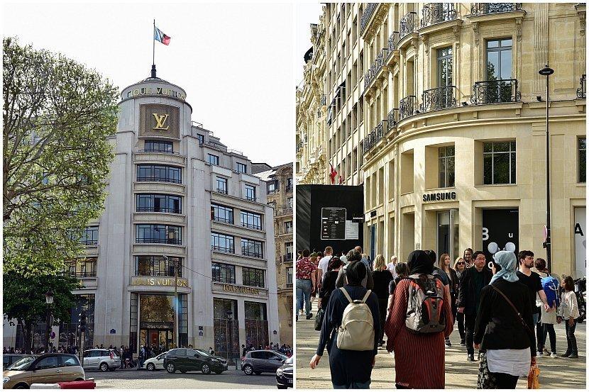 法國-巴黎-香榭大道
