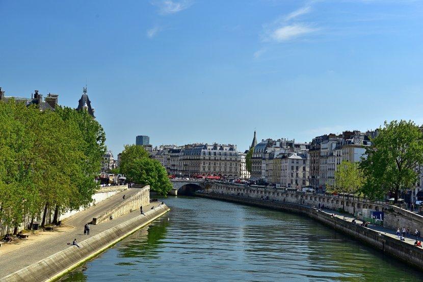 法國-巴黎-西堤島