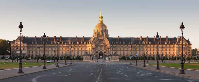 法國-巴黎-傷兵院