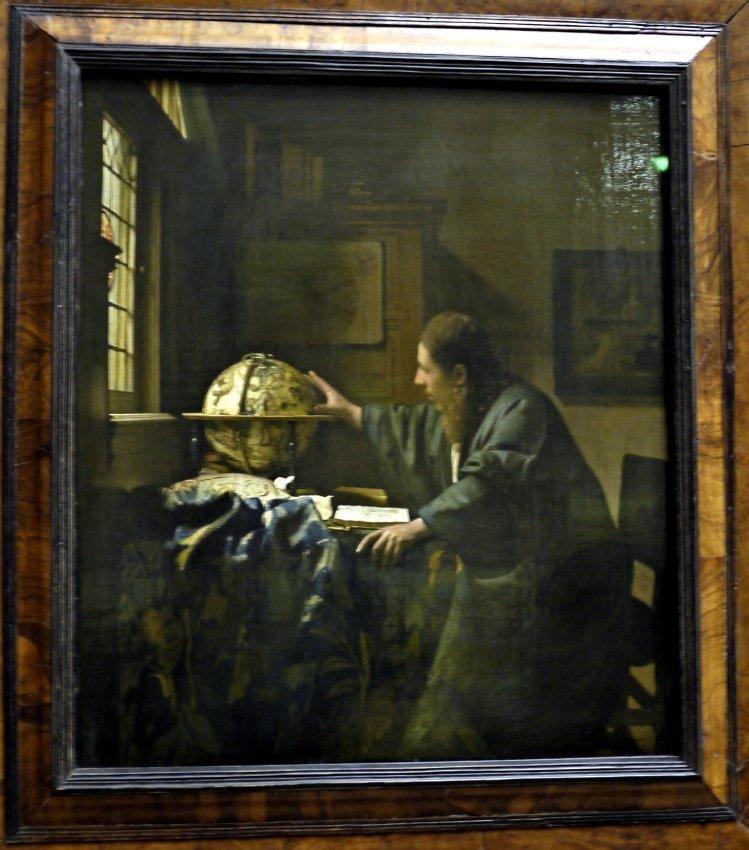 維梅爾-天文學家